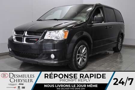 2016 Dodge Grand Caravan SE + dvd + a/c + bluetooth + cam recul for Sale  - DC-90975A  - Desmeules Chrysler