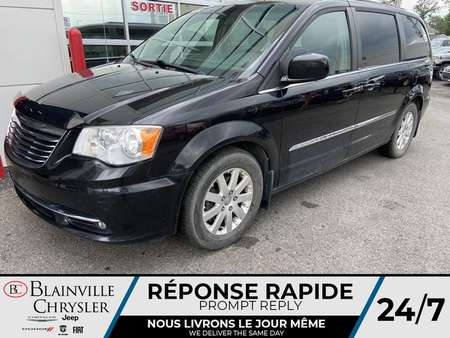 2014 Chrysler Town & Country TOURING * STOW'N'GO * CLIM TRI-ZONE * ECO MODE * for Sale  - BC-20333A  - Desmeules Chrysler