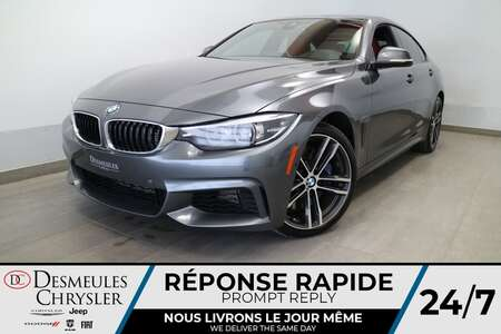 2018 BMW 4 Series 440i xDrive M PACKAGE AWD * NAV * TOIT OUVRANT * for Sale  - DC-S2818  - Blainville Chrysler