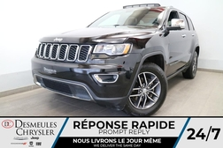 2018 Jeep Grand Cherokee LIMITED 4X4 * UCONNECT 8.4 PO * NAVIGATION* CUIR *  - DC-U2723A  - Desmeules Chrysler