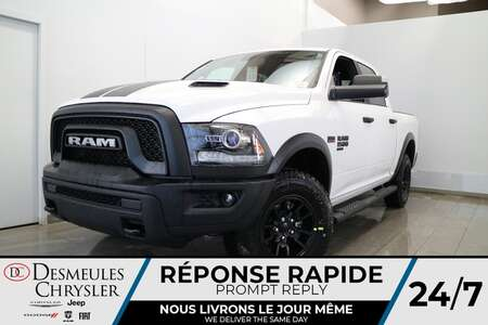 2021 Ram 1500 Crew Cab 5.7 HEMI 4X4 * CAMERA DE RECUL * for Sale  - DC-21230  - Desmeules Chrysler