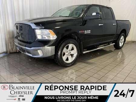 2018 Ram 1500 BIG HORN * SIEGES EN CUIR CHAUFFANT * GPS * for Sale  - BC-21213A  - Blainville Chrysler