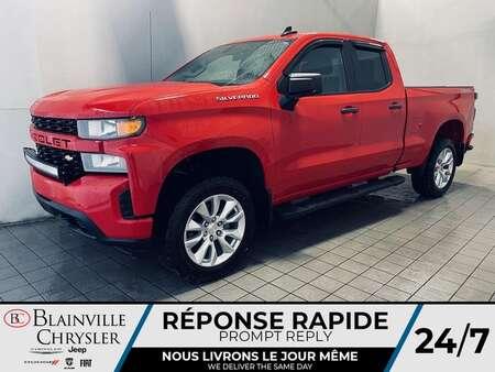 2019 Chevrolet Silverado 1500 CRUISE * CAMERA DE RECUL * 4X4 * for Sale  - BC-S2264  - Blainville Chrysler