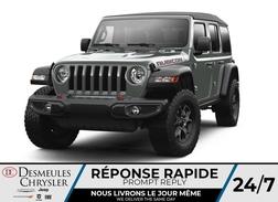 2021 Jeep Wrangler Unlimited Rubicon 4X4 DIESEL * UCONNECT * NAV *  - DC-C49780159  - Blainville Chrysler