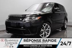 2016 Land Rover Range Rover V8 SVR * TOIT PANO * 4 SIEGES CHAUFFANTS *  - BC-LUDO004  - Desmeules Chrysler