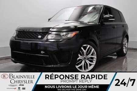 2016 Land Rover Range Rover V8 SVR * TOIT PANO * 4 SIEGES CHAUFFANTS * for Sale  - BC-LUDO004  - Desmeules Chrysler