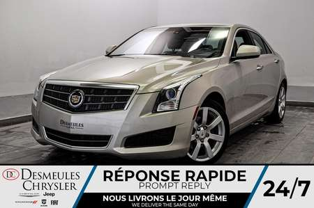 2014 Cadillac ATS 2.5L for Sale  - DC-L2107A  - Blainville Chrysler