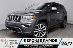2018 Jeep Grand Cherokee Limited * BLUETOOTH * SIEGES CHAUFFANTS *  - DC-81202  - Desmeules Chrysler