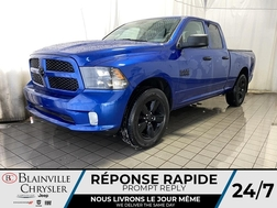 2018 Ram 1500 Quad Cab * CAM RECUL * BLUETOOTH * CRUISE * A/C  - BC-S2020  - Blainville Chrysler