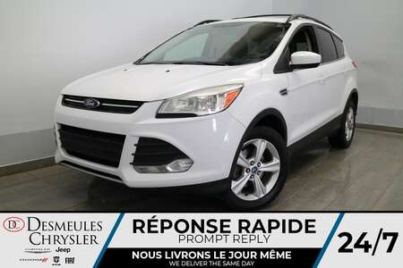 2013 Ford Escape SE * BLUETOOTH * CRUISE *SIEGES CHAUFFANTS for Sale  - DC-U2352  - Blainville Chrysler