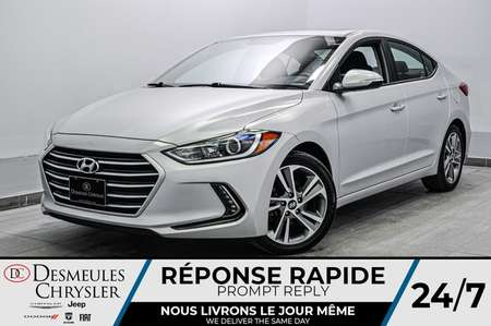 2017 Hyundai Elantra GLS * TOIT OUVRANT * BLUETOOTH * CAMERA DE RECUL for Sale  - DC-L2117  - Blainville Chrysler