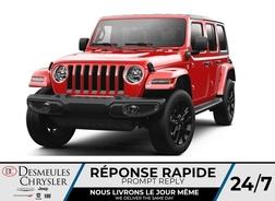 2021 Jeep Wrangler 4xe Unlimited Sahara 4X4 HYBRID * UCONNECT 8.4 PO *  - DC-C49087891  - Blainville Chrysler
