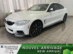 2015 BMW 4 Series 435i xDrive * M PERFORMANCE PACKAGE * NAV *  - BC-P1732A  - Desmeules Chrysler