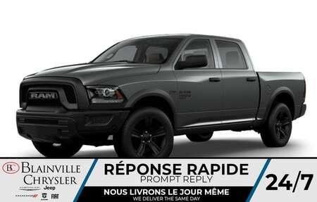 2021 Ram 1500 Warlock V6 * TOIT OUVRANT * SIÈGES & for Sale  - BC- 21568  - Blainville Chrysler
