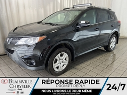 2014 Toyota Rav4 LE * CAM RECUL * BLUETOOTH * A/C * CRUISE  - BC-C1675  - Desmeules Chrysler