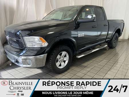 2017 Ram 1500 SLT * 4X4 * CAM RECUL * BLUETOOTH * CRUISE * A/C for Sale  - BC-90533A  - Blainville Chrysler