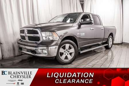 2016 Ram 1500 SLT * ENSEMBLE REMOQUE * ENSEMBLE PROTECTION for Sale  - BC-90493A  - Blainville Chrysler