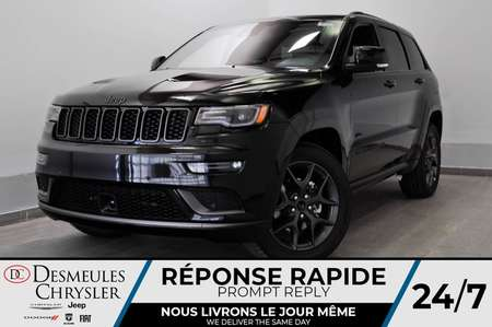 2020 Jeep Grand Cherokee Limited X + TOUT EQUIPÉ! *157$/semaine for Sale  - DC-20690  - Blainville Chrysler