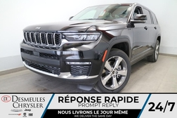2021 Jeep Grand Cherokee L Limited 4X4 * UCONNECT 10.1 PO * NAVIGATION* CUIR  - DC-21794  - Blainville Chrysler