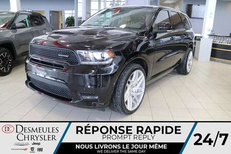 2020 Dodge Durango R/T AWD * NAVIGATION * TOIT OUVRANT * CUIR 2 TONS for Sale  - DC-20696  - Desmeules Chrysler