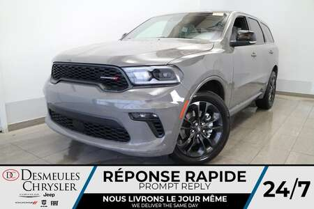 2021 Dodge Durango GT AWD 3.6L * NAVIGATION * TOIT OUVRANT * CUIR * for Sale  - DC-21419  - Desmeules Chrysler