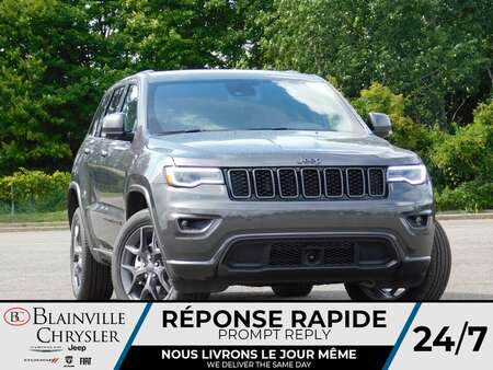 2021 Jeep Grand Cherokee 80TH ANNIVERSARY * TOIT OUVRANT * APPLE CARPLAY for Sale  - BC-21639  - Blainville Chrysler