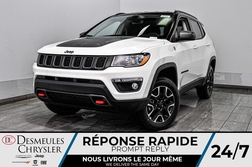 2020 Jeep Compass Trailhawk + BANCS CHAUFF + UCONNECT *101$/SEM  - DC-20407  - Desmeules Chrysler