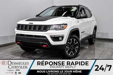 2020 Jeep Compass Trailhawk + BANCS CHAUFF + UCONNECT *101$/SEM for Sale  - DC-20407  - Desmeules Chrysler