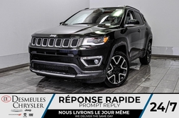 2020 Jeep Compass Limited + BANCS CHAUFF + UCONNECT *109$/SEM  - DC-20406  - Desmeules Chrysler