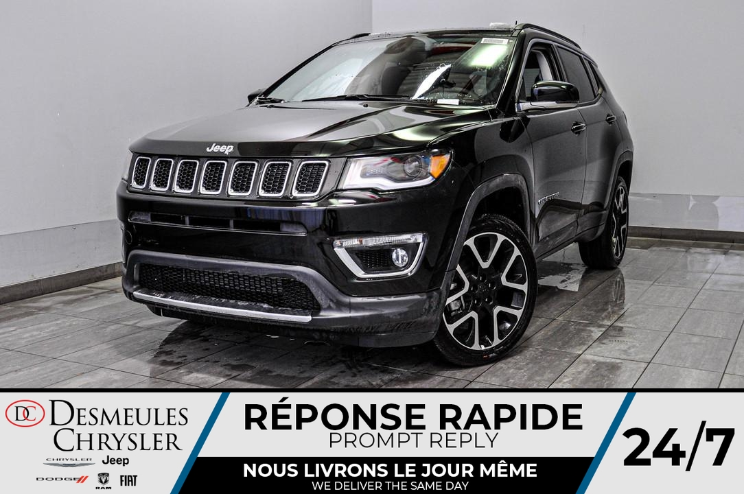 2020 Jeep Compass  - Blainville Chrysler