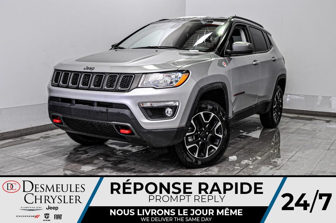 2020 Jeep Compass  - Desmeules Chrysler