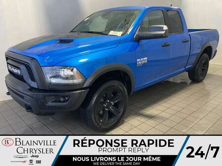 2021 Ram 1500 WARLOCK  V6* SIEGES & VOLANT CHAUFFANTS * ALPINE for Sale  - BC-21417  - Desmeules Chrysler