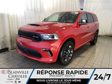 2021 Dodge Durango GT AWD for Sale  - BC-21342  - Blainville Chrysler