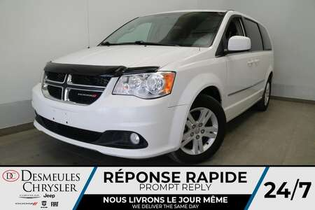 2017 Dodge Grand Caravan Crew * STOW N GO * AIR CLIMATISE * CRUISE * for Sale  - DC-S2877  - Desmeules Chrysler