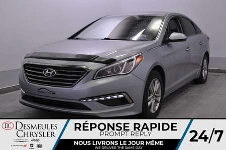 2015 Hyundai Sonata SIEGES CHAUFFANTS * BLUETOOTH * CAMERA DE RECUL for Sale  - DC-S2188  - Blainville Chrysler