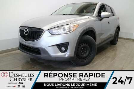 2014 Mazda CX-5 TOURING TOURING AWD * TOIT OUVRANT * A/C * CAMERA RECUL * for Sale  - DC-U2933  - Desmeules Chrysler