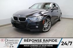 2017 BMW 3 Series 340i xDrive M PACK * NAV * TOIT OUVRANT * CUIR *  - DC-U3012  - Desmeules Chrysler