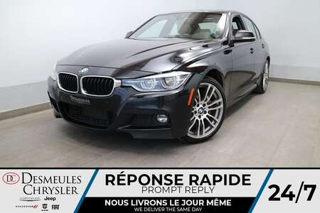 2017 BMW 3 Series 340i xDrive M PACK * NAV * TOIT OUVRANT * CUIR * for Sale  - DC-U3012  - Blainville Chrysler