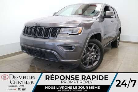 2021 Jeep Grand Cherokee LIMITED 4X4 * UCONNECT * TOIT OUVRANT * CUIR * for Sale  - DC-21996  - Blainville Chrysler