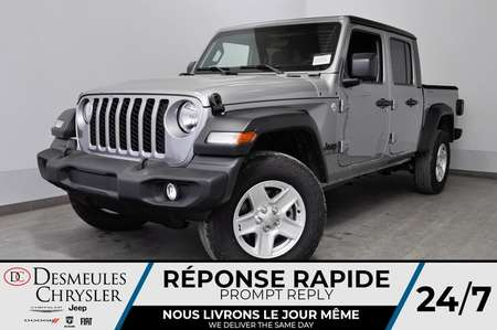 2020 Jeep Gladiator Sport S + BANCS CHAUFF + BLUETOOTH *134$/SEM for Sale  - DC-20048  - Blainville Chrysler