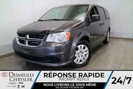2017 Dodge Grand Caravan SE * AIR CLIMATISE * CRUISE * BLUETOOTH * for Sale  - DC-C2459  - Blainville Chrysler