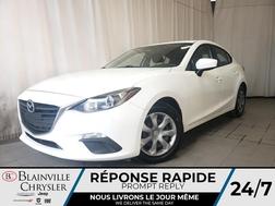 2014 Mazda Mazda3 i Sport * BLUETOOTH * CRUISE * A/C *  - BC-MIKE001  - Desmeules Chrysler