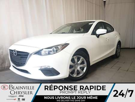 2014 Mazda Mazda3 i Sport * BLUETOOTH * CRUISE * A/C * for Sale  - BC-MIKE001  - Blainville Chrysler