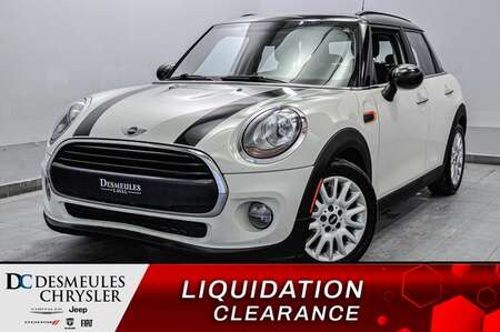 2016 Mini Cooper Hardtop 4 Door * SIEGES CHAUFFANTS * A/C * TOIT OUVRANT * for Sale  - DC-S2197  - Blainville Chrysler