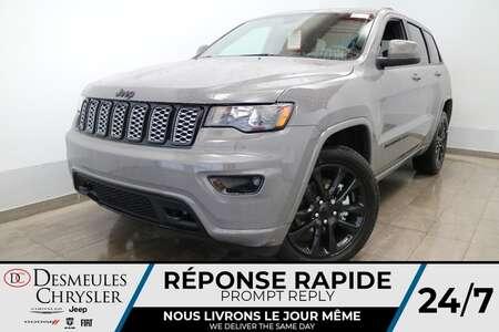 2021 Jeep Grand Cherokee altitude 4X4 * NAVIGATION * UCONNECT 8.4 POUCES * for Sale  - DC-J21009  - Desmeules Chrysler
