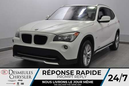 2012 BMW X1 xDrive28i * TOIT PANO * SIEGES CHAUFFANTS * for Sale  - DC-L2150A  - Blainville Chrysler