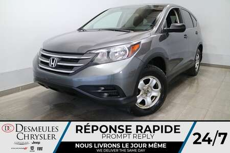 2014 Honda CR-V LX AWD * SIEGES CHAUFFANTS * CAMERA DE RECUL * for Sale  - DC-S2586  - Blainville Chrysler
