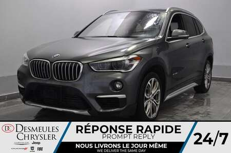2016 BMW X1 xDrive28i * CAM RECUL * TOIT PANO * GPS for Sale  - DC-S2239  - Desmeules Chrysler