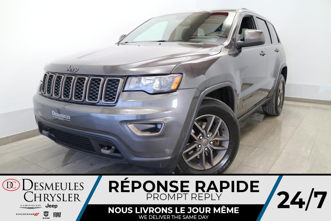 2017 Jeep Grand Cherokee  - Blainville Chrysler
