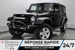 2016 Jeep Wrangler UNLIMITED SPORT * BLUETOOTH * CRUISE * A/C *  - DC-20449A  - Desmeules Chrysler